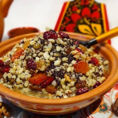 Кутья - традиционное блюдо поминальных дней