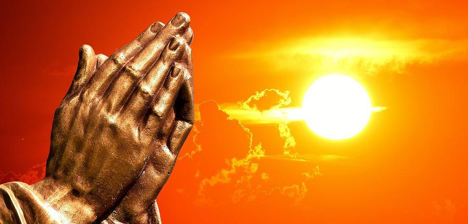 """Молитва """"Отче наш"""" на фарси заключение"""
