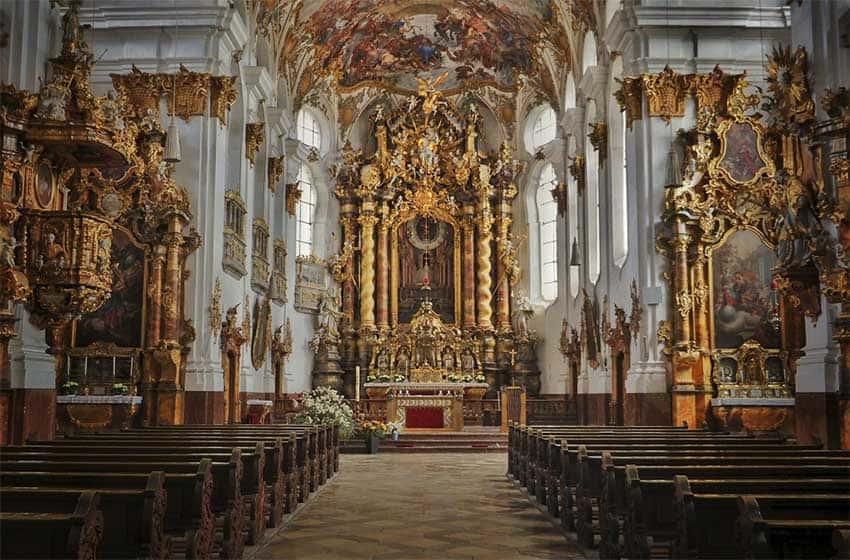 Молитва «Отче наш» на немецком языке русскими буквами: слушать, распечатать, скачать на телефон