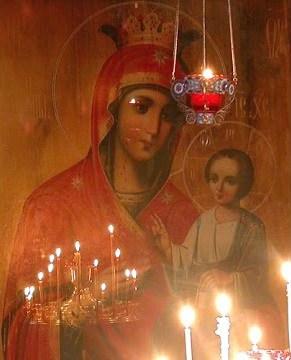 Слушать онлайн бесплатно Акафист «Иверской» иконе Божией Матери