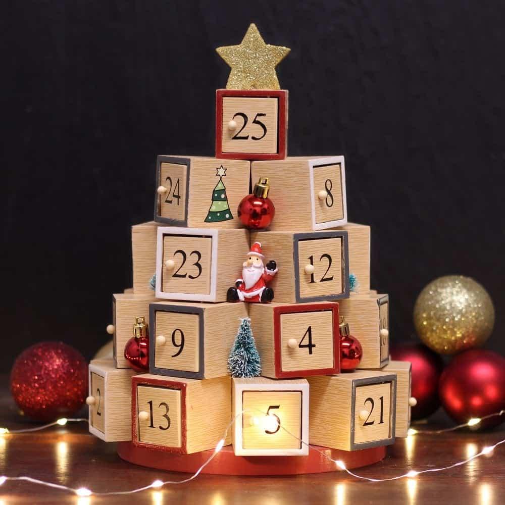 Традиции и обычаи в католическое Рождество - адвент-календарь