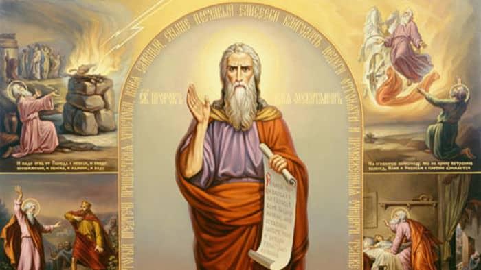 Пророчества и чудеса пророка Илии