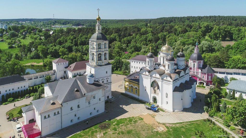 Свято-Пафнутьевский Боровский Монастырь Рождества Богородицы
