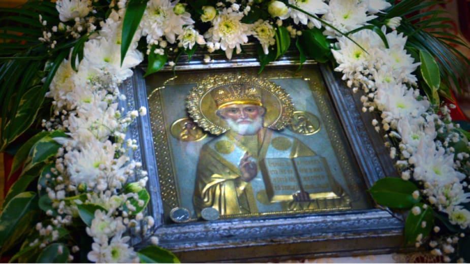 Летний день Святого Николая Чудотворца