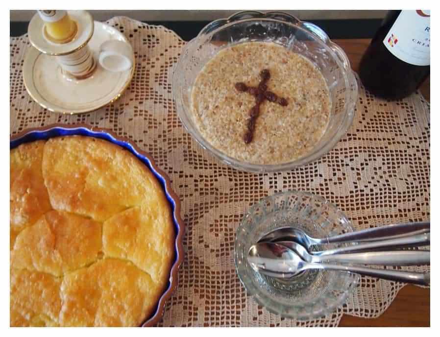 Традиционные блюда в День Святого Николы
