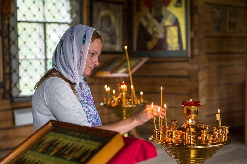 Соблюдение православных постов