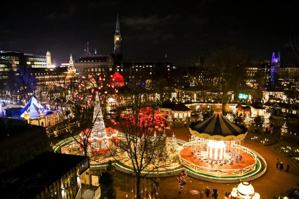 Рождество в Копенгагене