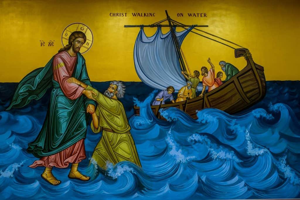 Святой Николай Чудотворец - покровитель моряков