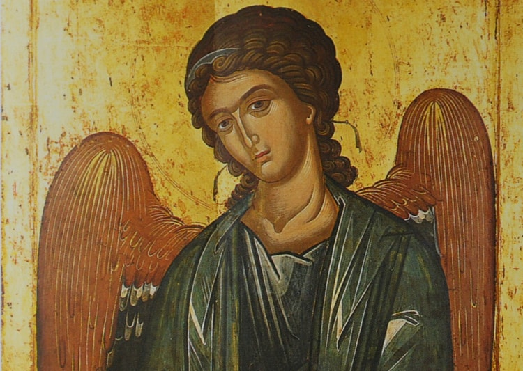 Читать онлайн молитву Архангелу Гавриилу о защите