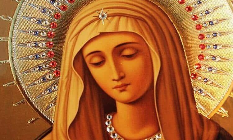 Читать онлайн молитву Пресвятой Богородице