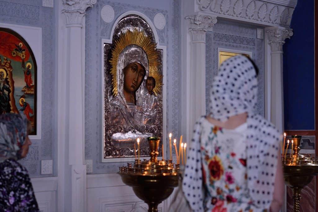 Материнская молитва Господу о дочери