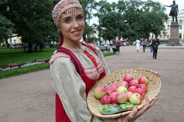 Что такое яблочный спас