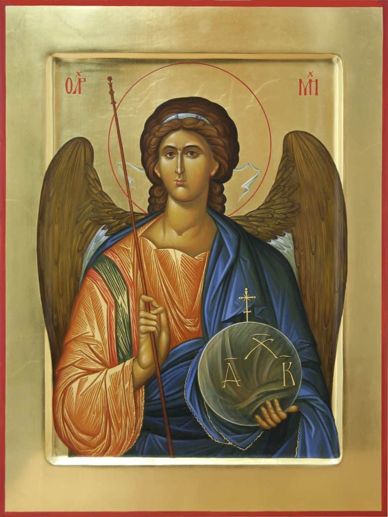 Молитва Архангелу Михаилу от злых сил