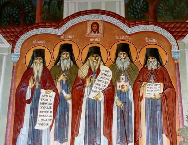 Молитва Оптинских старцев, чтобы любили и уважали на работе