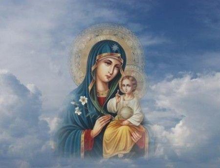 Молитва «Богородице Дево, радуйся»