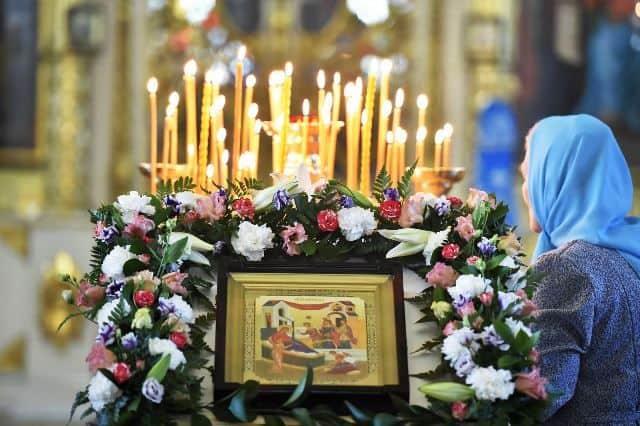 Молитвы в день рождения Пресвятой Богородицы