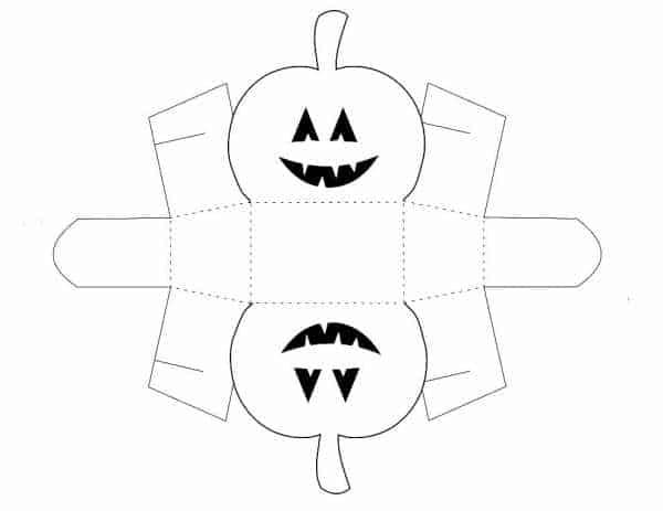 Игрушка гирлянда своими руками на Хеллоуин