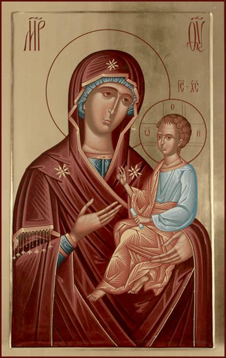 иконой Богородицы «Скоропослушница» о стабильности