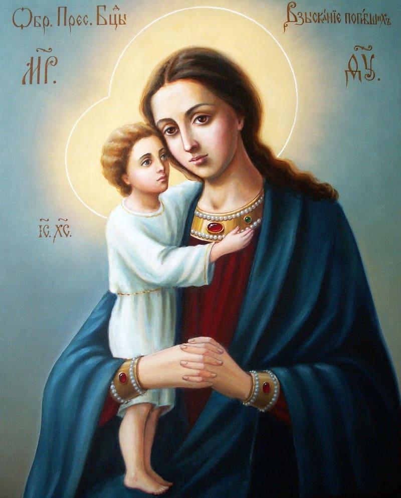 Полный текст молитвы «Богородица Дево, Радуйся»
