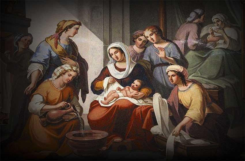 Рождество Пресвятой Богородицы в 2020 году