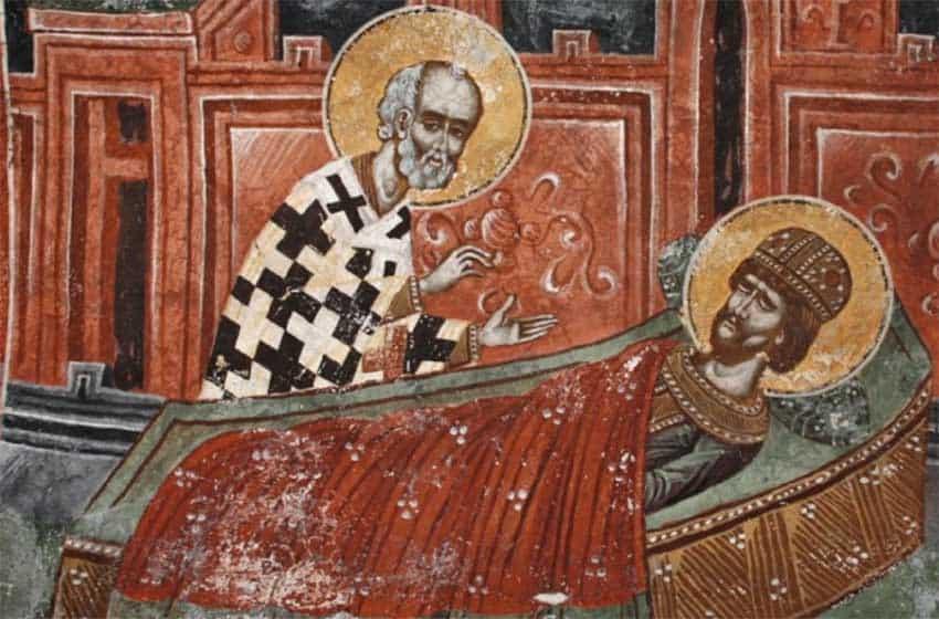 Самая сильная молитва Николаю Чудотворцу о здравии, исцелении, выздоровлении себя и своих близких