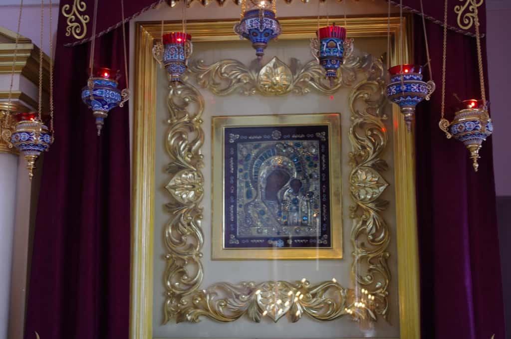 Молитвы Пресвятой Богородице пред иконой Ея «Казанской» самые сильные о помощи, здравии, замужестве, об исцелении детей