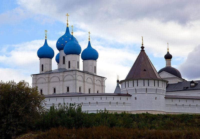 Монастырь, в котором находится икона «Неупиваемая чаша»