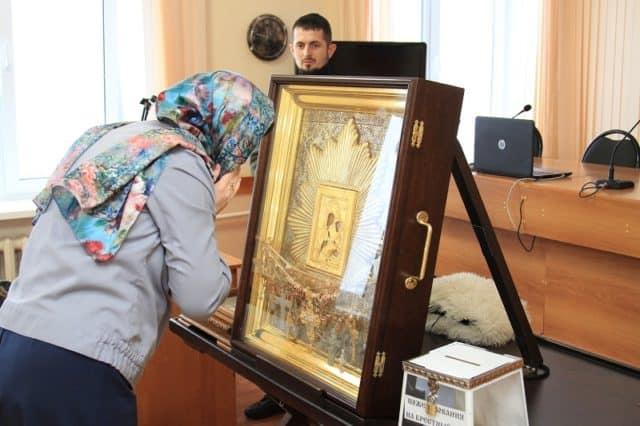 Молитва Казанской Богородице Дивеевской о здравии
