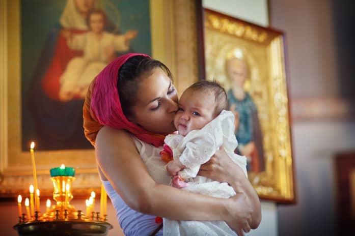 Молитва Божьей Матери Феодоровской, помогающая женщинам при беременности