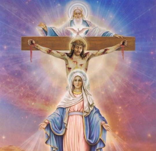 Читать онлайн молитву Богородице об исцеление близких (родителей)