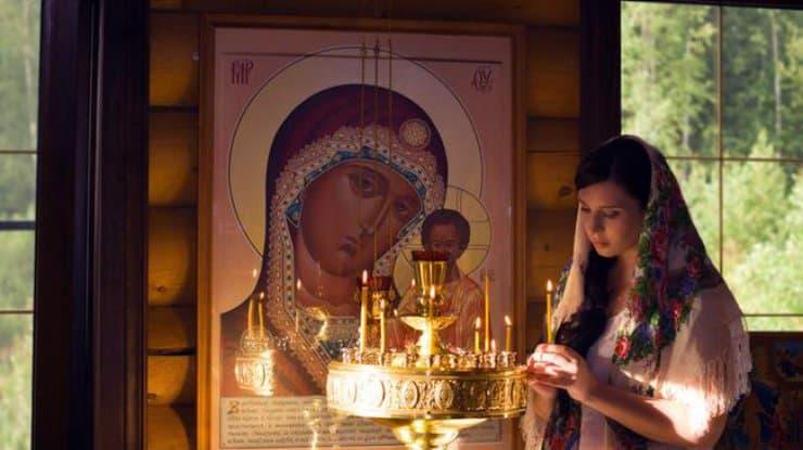 В чем помогает икона «Казанской» Божьей матери, о чём молятся, что просят