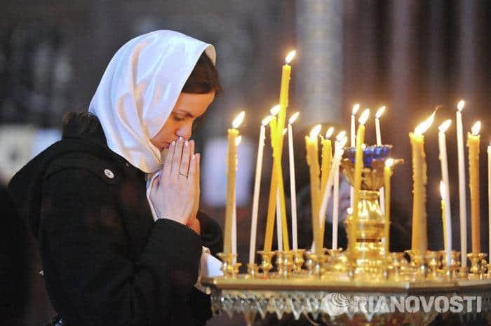 Читать онлайн молитву «Феодоровской» иконе Божьей Матери о детях и помощи 3-ю