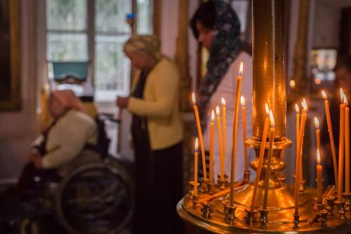 Читать онлайн сильную молитву Богородице об исцелении в тяжелых болезнях