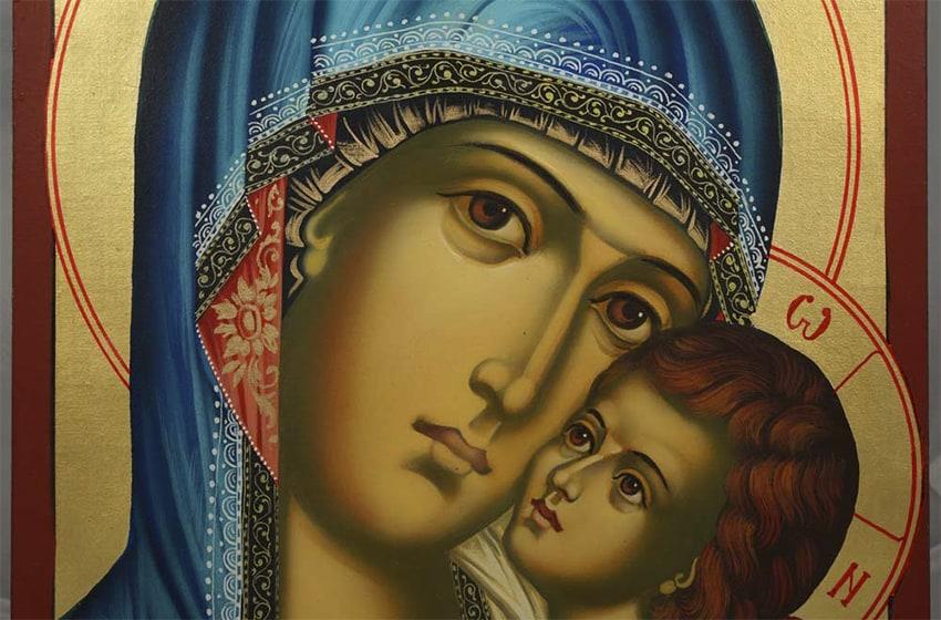 Молитвы Богородице на каждый день на русском языке – читать и слушать текст онлайн и скачать бесплатно