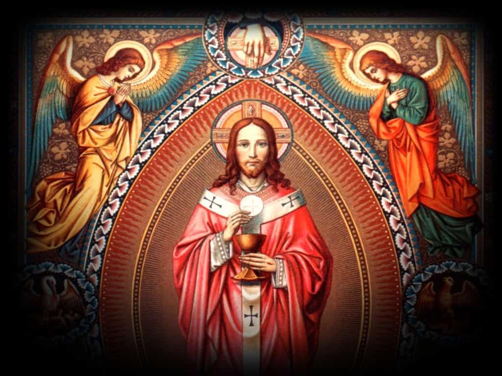 Молитва Символ веры на немецком заключение