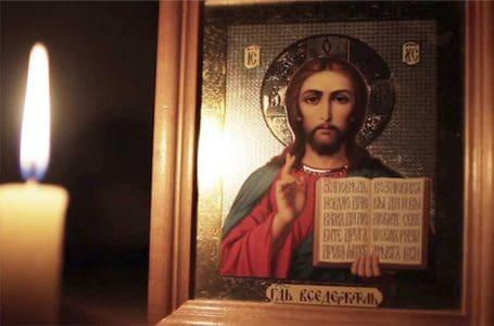Молитва «Символ веры» на украинском языке русскими буквами: слушать, распечатать, скачать на телефон