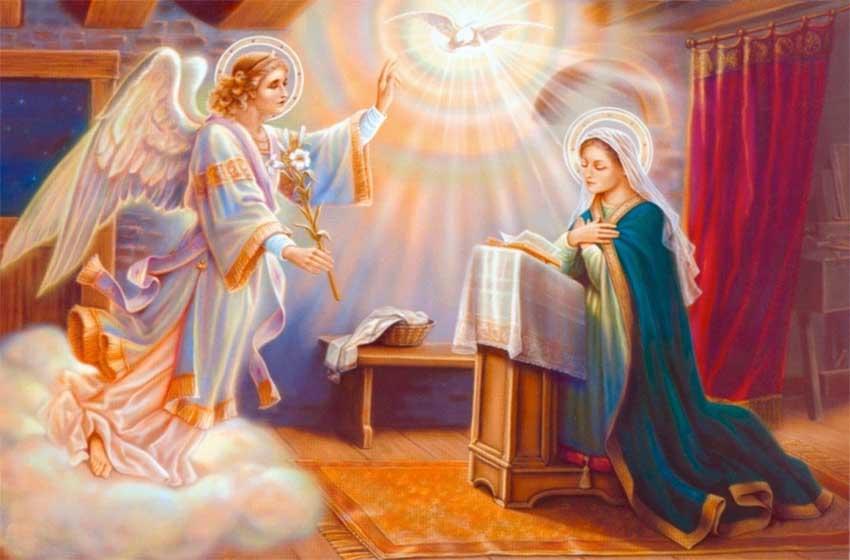 5 молитв на Благовещение Пресвятой Богородицы – священные тексты и прошения Богоматери