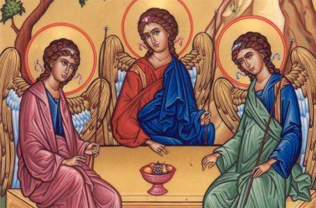 7 православных молитв в честь Пресвятой Троицы на русском языке, читаемые в праздник Святой Троицы