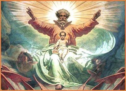 Праздник Святой Троицы является переходящим