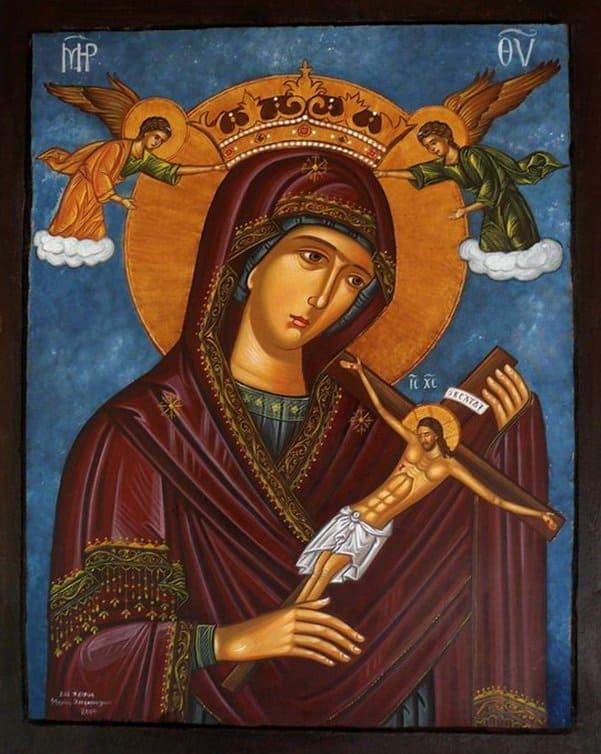 Молитва Ахтырской Божией Матери
