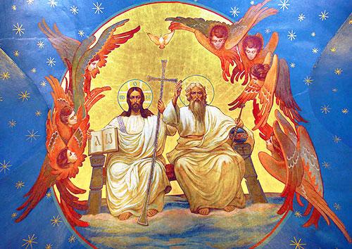 Ангельская песнь Пресвятой Троице