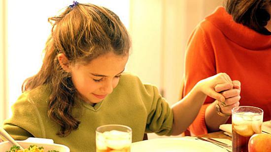Текст молитвы после еды на русском языке с ударением – читать онлайн, скачать бесплатно