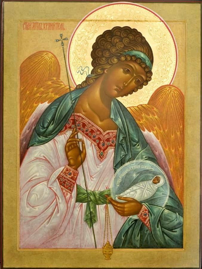 Молитва о детях к Ангелу-Хранителю