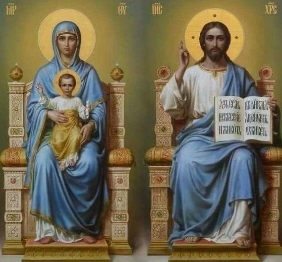 К каким святым обращаются в горе и радости