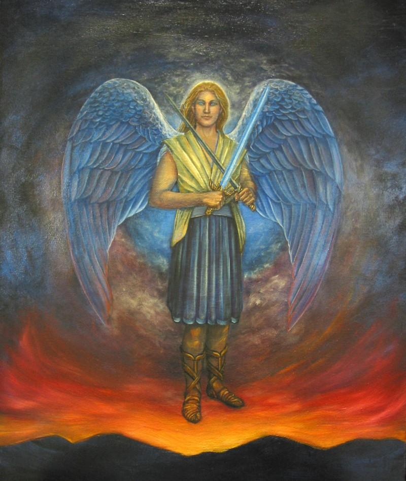 Гифки ангелов и архангелов мезоамериканским мифам