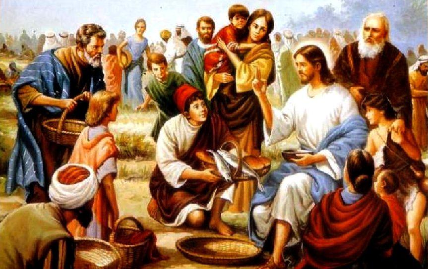 Пища – дар Бога