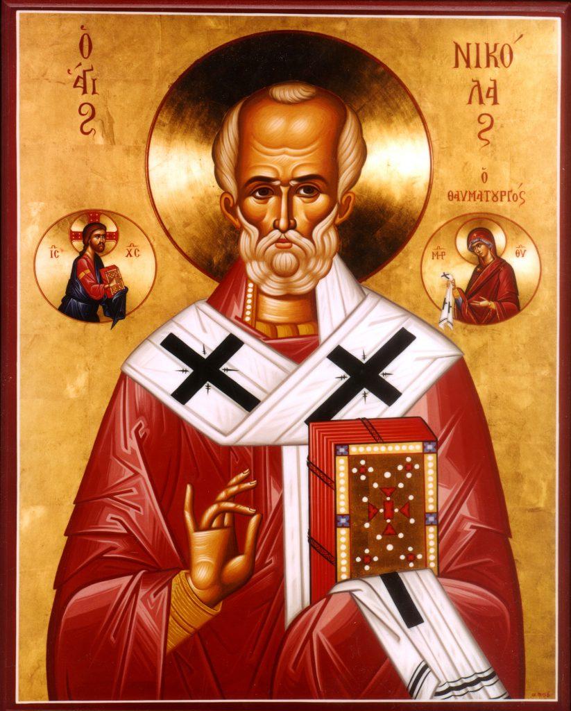 Текст молитвы Николаю Угоднику о помощи в новых делах