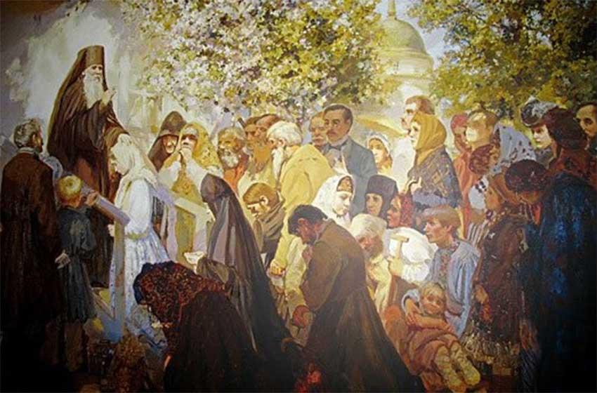 Молитва Оптинских старцев «О даровании молитвы Иисусовой»