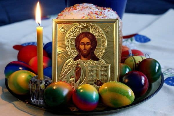 Читать молитву об исцелении (от трех смертей) в день Пасхи