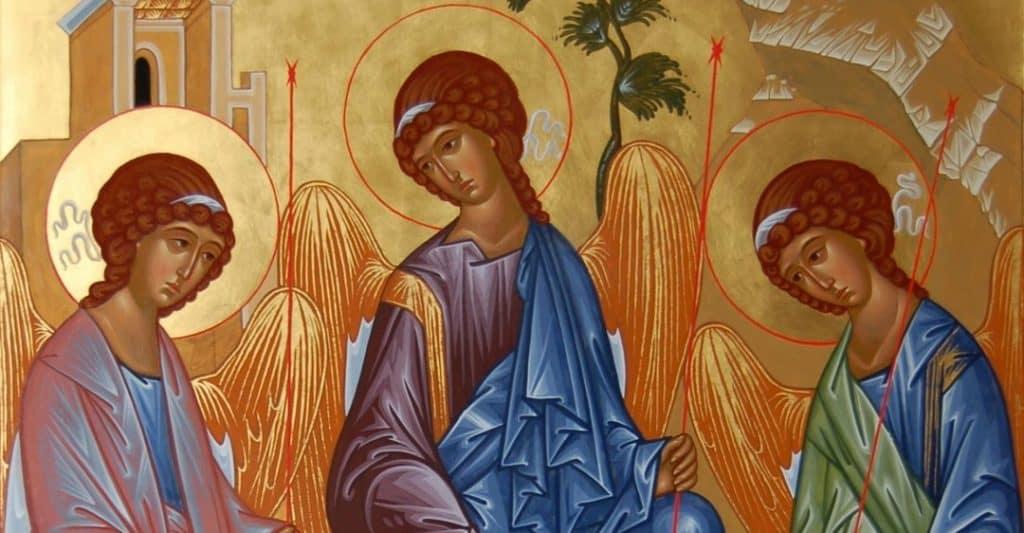 Молитва на церковно-славянском языке с ударением и переводом